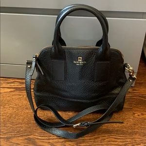Beautiful Kate spade black purse